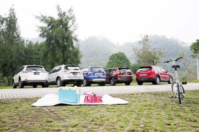 暢銷SUV爭山頭 空間贏家Toyota RAV4