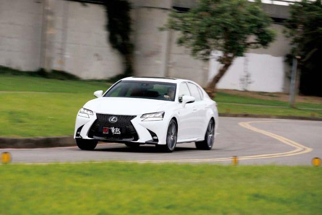 強悍入門生 Lexus GS 200t F Sport