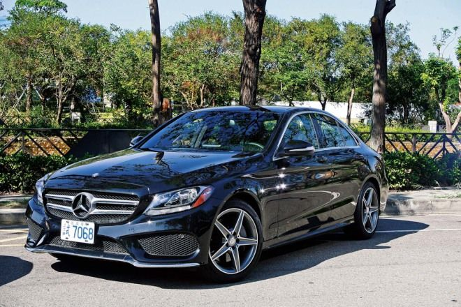 貿易商才有 M.Benz C300 & C300 4MATIC