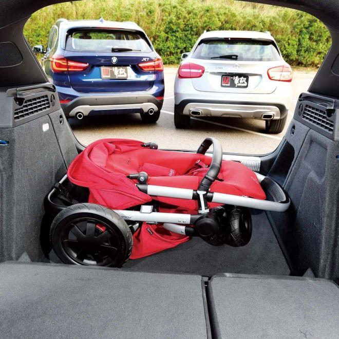 200萬跨界選擇空間機能篇 Audi Q3 vs. BMW X1 vs. M.Benz GLA