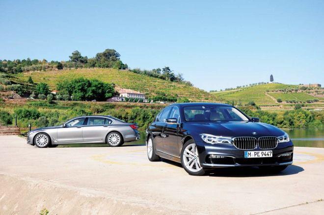 強豪BMW 750Li xDrive