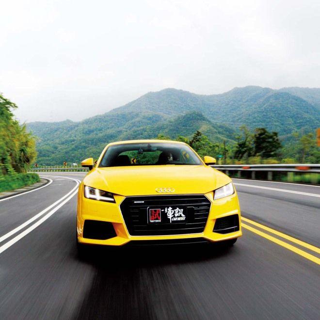 天生山道好手Audi TT vs. Peugeot RCZ R