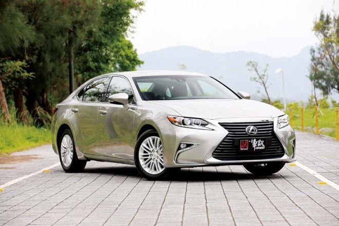 視覺系模範生Lexus ES 200