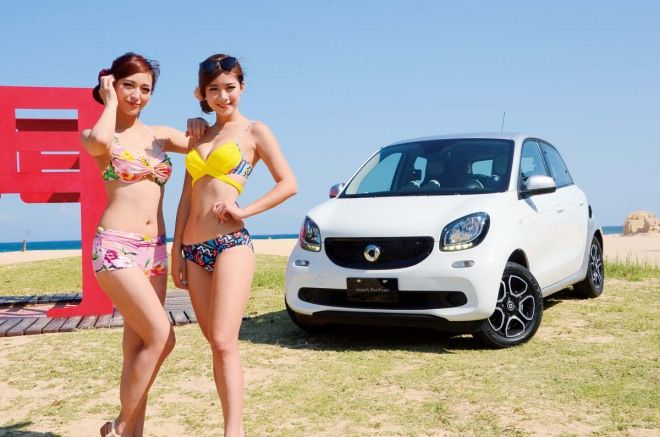 Smart逍遙遊Smart Fortwo / Smart Forfour