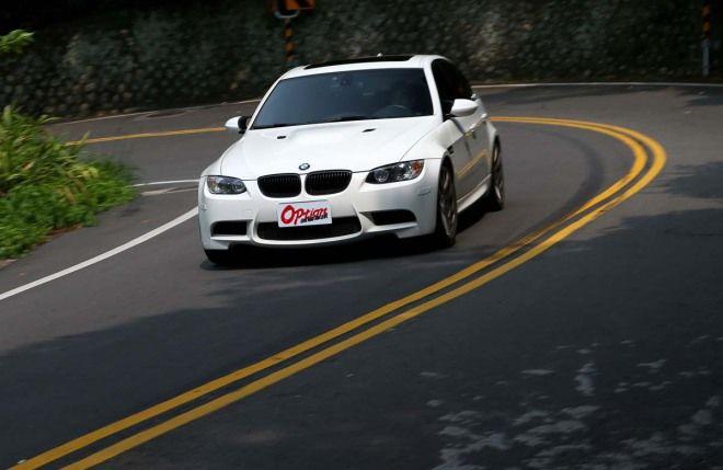 自然進氣順暢自在 BMW E90 M3 Saloon