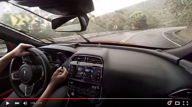 Jaguar XE 試駕 360度環景影音
