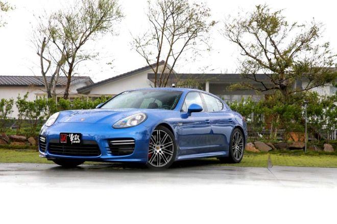 豪華跑房範例 Porsche Panamera GTS
