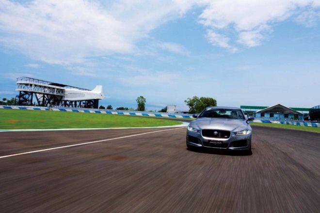 用賽道證明豹力Jaguar XE