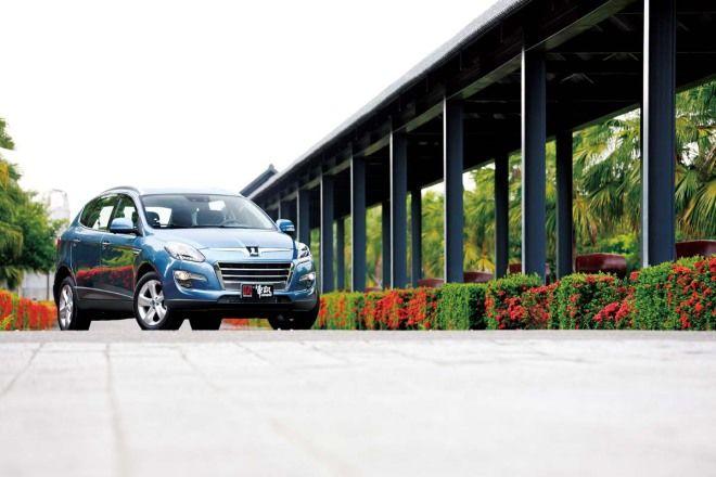 SUV 7人座 Luxgen U7 Turbo Eco Hyper