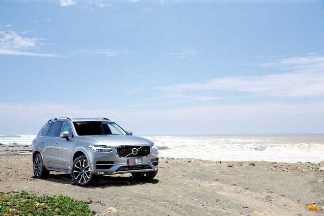 高價進化 Volvo XC90 D5 試駕影片報導