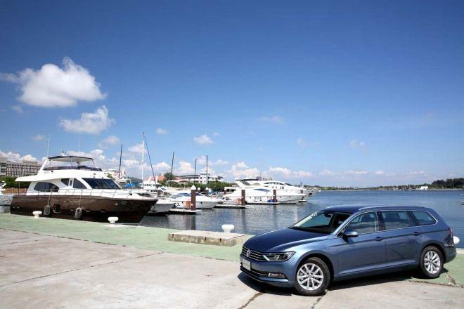 歐洲紳士登場VW New Passat