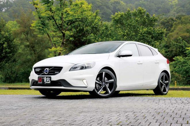 柴貌兼備 Volvo V40 D4 R-Design