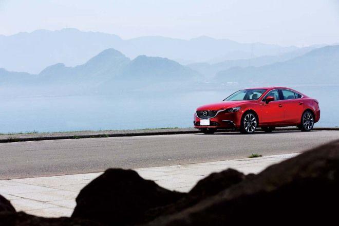 這柴改得好Mazda 6 2.2D