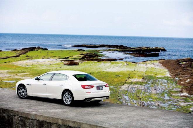 扭轉乾坤Maserati Quattroporte Diesel全新定義