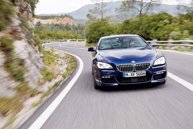 外在美 心在野 BMW 650i Coupe M Sport Facelift