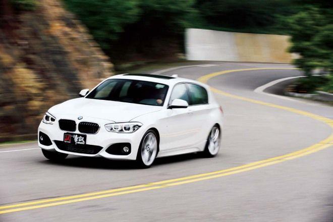 鋼砲決鬥篇之一  BMW 125i M Sport唯一FR的靈巧