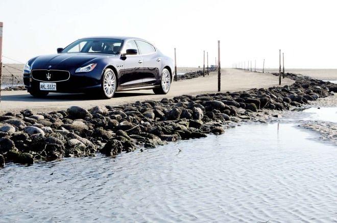 再嚐義式韻味 Maserati Quattroporte GTS & SQ4