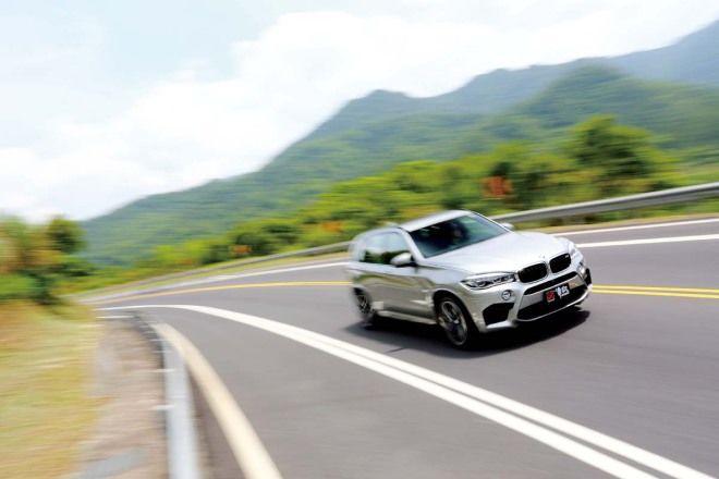 M的狂暴 BMW X5M