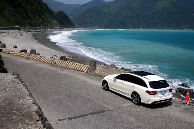 淑女外表下波濤洶湧M.Benz C250 Estate AMG Line