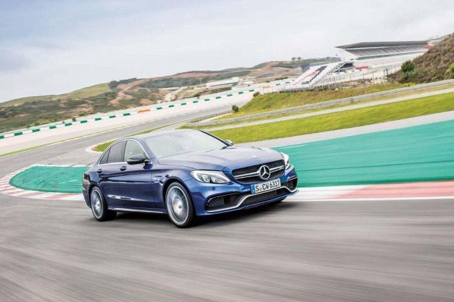 速度成癮Mercedes-AMG C63 S 葡萄牙全球首試