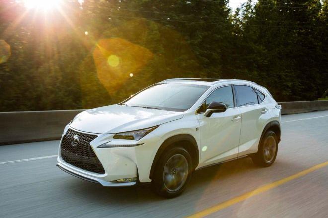 Lexus NX 200t 日系渦輪改裝新秀