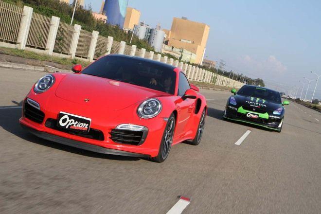 宿敵再戰Porsche 991 TTS vs. GT-R R35-6秒台的火花較量