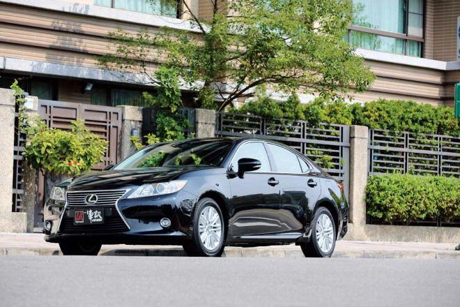 快意舒適 Lexus ES250