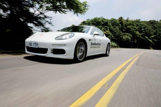 電光超跑房Porsche Panamera S E-Hybrid