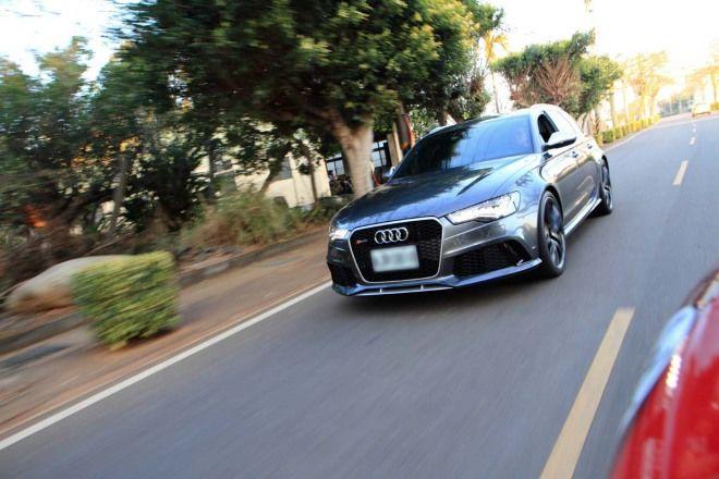 高速移動旅行車 Audi RS6 Avant 712hp