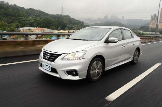 日式空力套件動感型 Nissan Sentra Aero