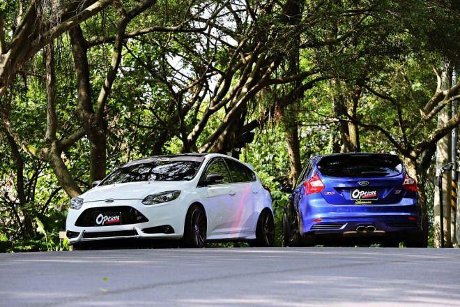 師出同門 改裝潛力更有勁Ford Focus Mk3 S/ST