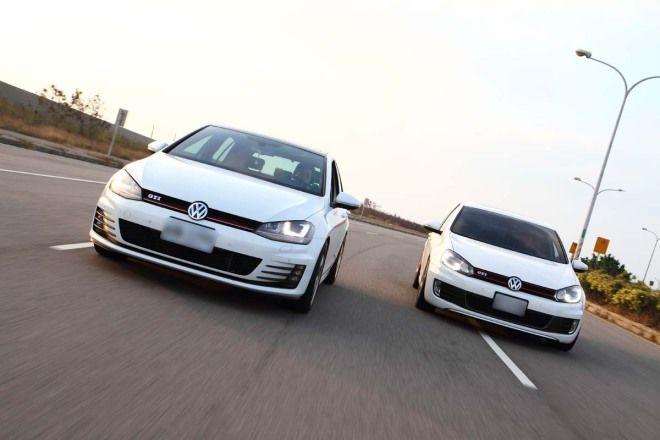 新舊捉對 經典不斷蛻變VW Golf GTI MK6 vs. MK7