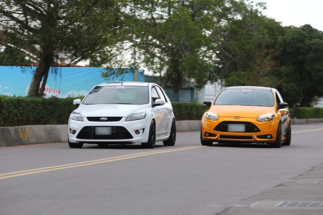 新舊捉對 引擎Downsizing進化論 Ford Focus ST Mk2 vs. Mk3
