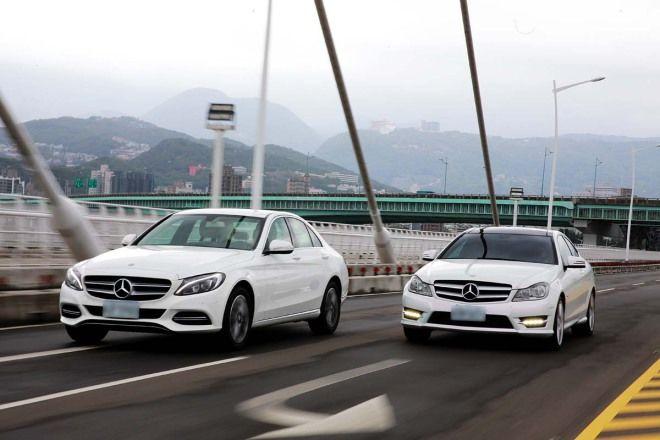 新舊捉對 顛覆再進化M.Benz C-Class W204 vs. W205
