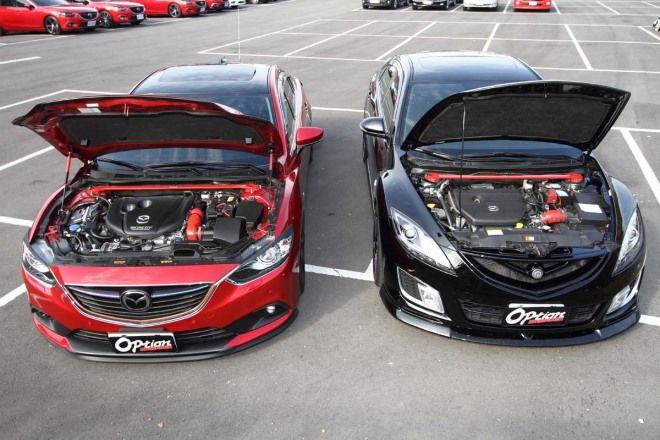 新舊捉對 反攻與崛起Mazda6 GH 2.5S vs. GJ 2.2D