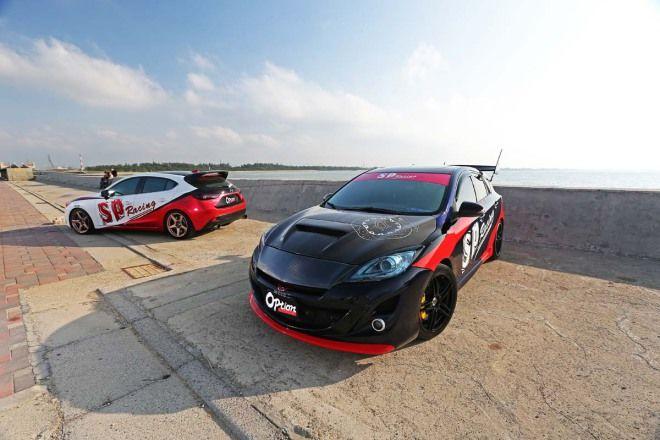 馬力別太大 變速箱會滑 Mazda3年輕熱改王