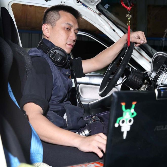 玩車樂趣-動力改裝達人-郭志明,改裝是一場不間斷的學習