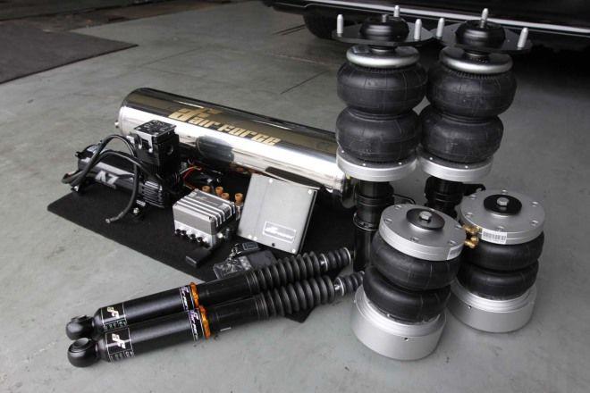 氣壓避震器升降自如,球狀氣囊是主要關鍵