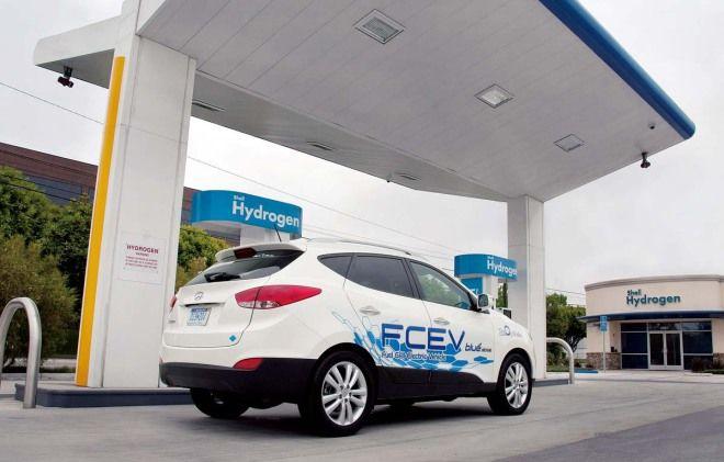 汽車種類的演化-不會排放有害物質的氫燃料引擎HICEV/氫燃料電池FCEV