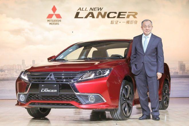 Grand Lancer再次發光發熱!Mitsubishi設計本部長國本恒博專訪