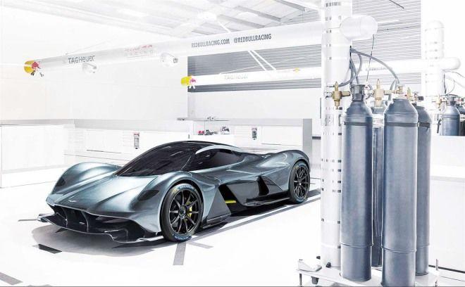女武神的飛行 Aston Martin Valkyrie