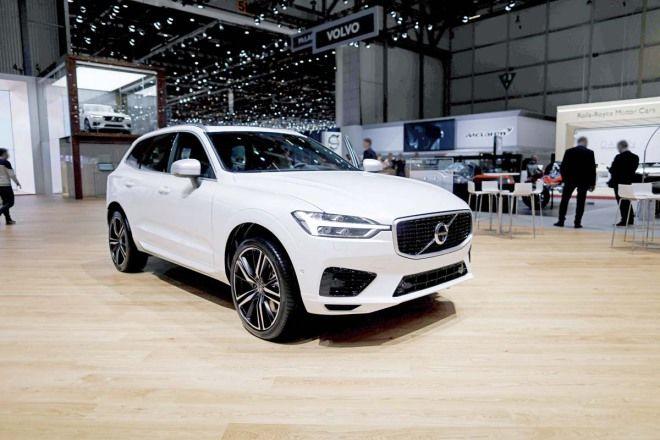 小雷神出竅Volvo XC60
