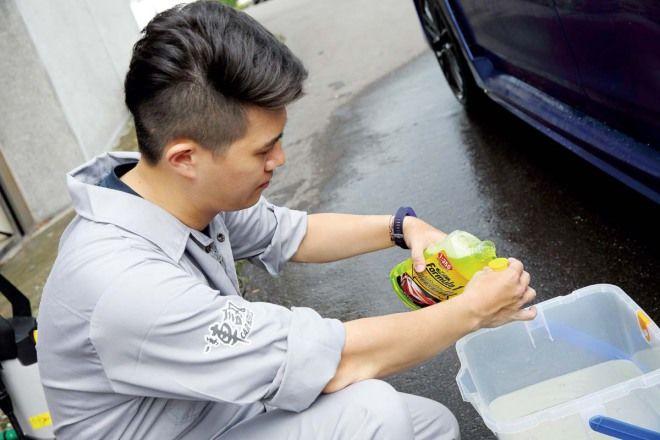 DIY愛車美容術-洗車不對傷漆更傷心-不可不知洗車5步驟