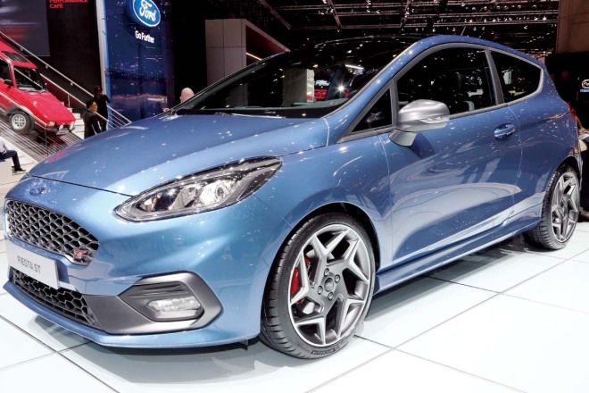 究極小鋼砲Ford Fiesta ST