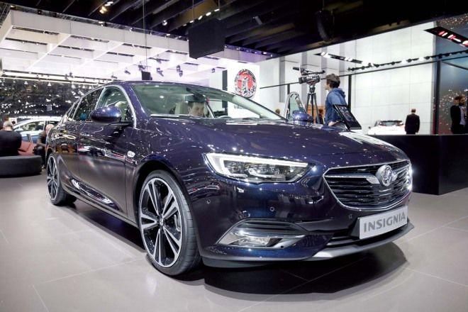 實惠德系跑房Opel Insignia Grand Sport