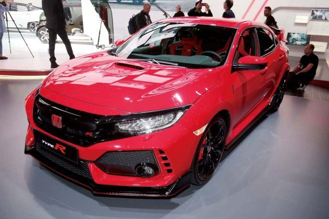 最速前驅爭霸戰Honda Civic Type-R