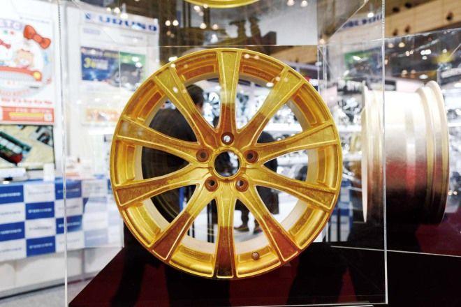 你掉的是金輪框還是銀輪框!?Monza Japan Wheel