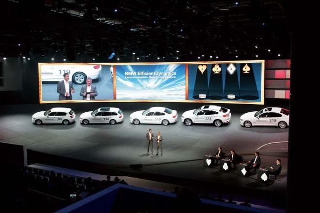 2016全球車壇大事記(21-13)BMW穩步邁向第二個百年