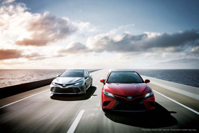 掀起神秘面紗新世代Toyota Camry