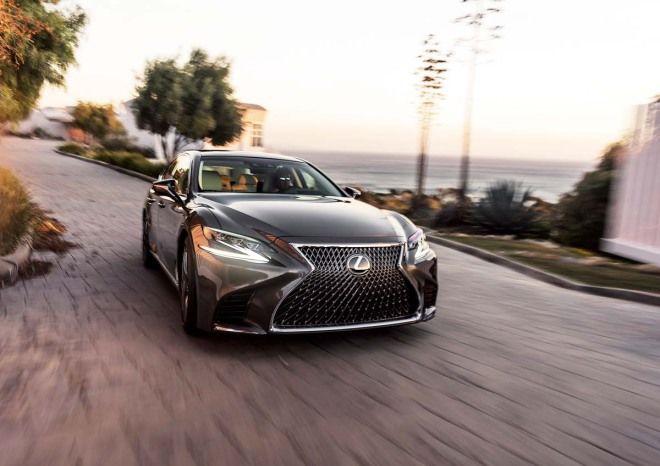 全新渦輪動力植入Lexus新世代LS車系